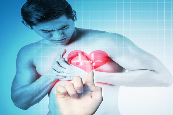 sleep deprivation leads to heart attack