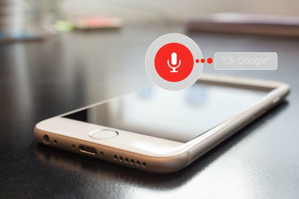 Google voice access on android