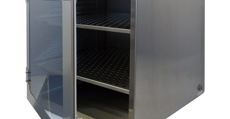 Stainless Steel Desiccator Cabinets