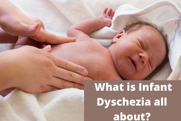 infant dyschezia